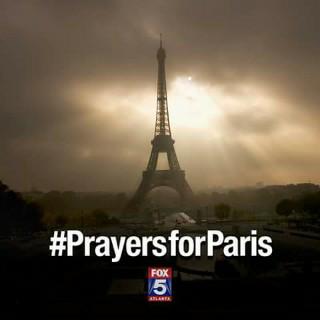PRAY FOR PARIS penastory
