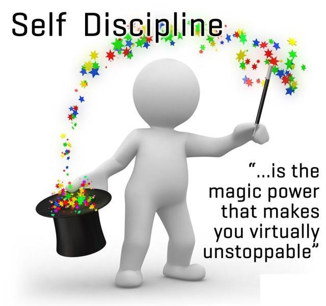 Self Discipline penastory