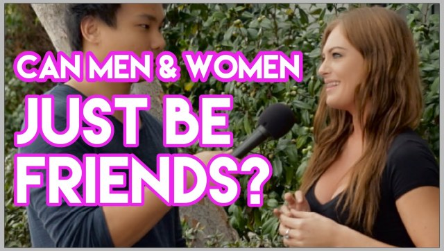 can women and men just be friends penastory