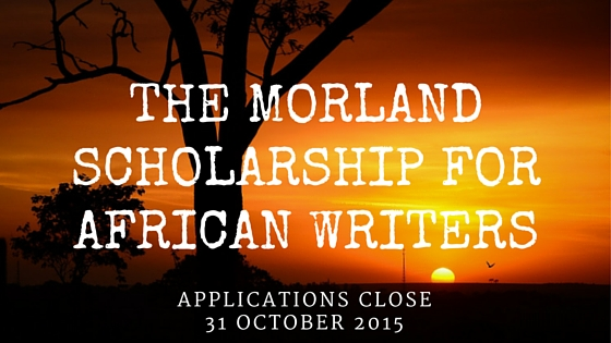 The-Morland-Scholarship-for-African-Writers-2016.jpg