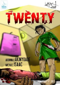 FREE EBOOK: TWENTY (A STORY OF SUSPENSE, BETRAYAL AND MURDER), AN EBOOK BY MICHAEL ISAAC & AKINWALE AKINYOADE